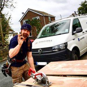 Timber frame construction Leeds